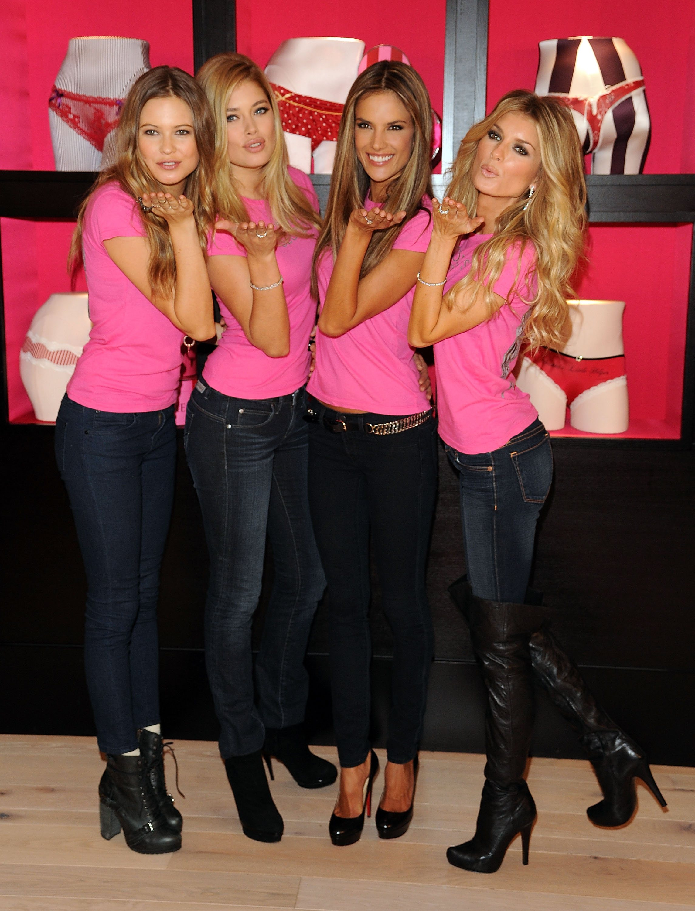 Victoria's Secret Fashion 2001-2009 4 000 HQ-UHQ